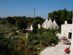 Apulië / Centraal / Il Trullo (Selvaggi)