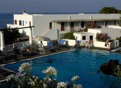 Sicilië / Eolische eilanden / Hotel La Sirenetta 4*