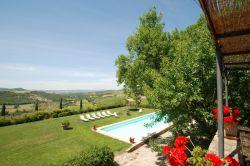 Toscane / Siena / Villa Montalcino