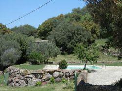 Sardinië / Centraal-West / Genna e Corte