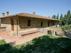 Toscane / Arezzo / I Cipressi (La Pieve)