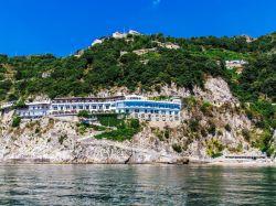 Campanië / Amalfikust / Hotel Cetus
