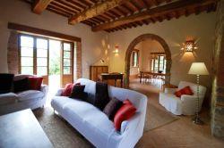 Toscane / Siena / Villa Murlo