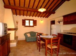 Toscane / Siena / Fornaio (Baccoleno)