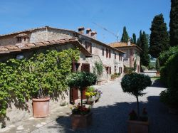 Toscane / Siena / Agriturismo Il Poderino