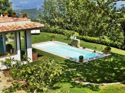 Toscane / Florence / Villa Paolina