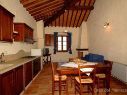 Toscane / Siena / Maniscalco (Baccoleno)