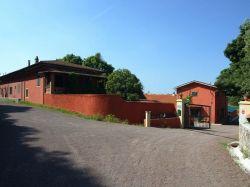 Toscane / Toscaanse kust / Agriturismo La Casa Rossa