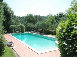 Toscane / Arezzo / Sasso Canaldo