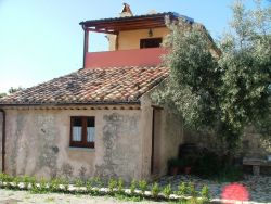 Calabrië / Zuid-Oost / Masseria Torre Zuvinu