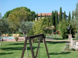 Toscane / Toscaanse kust / Relais Pieve Vecchia