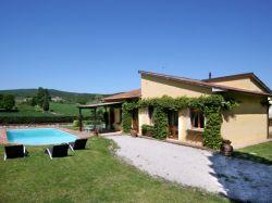 Toscane / Siena / Villa Franca
