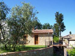 Toscane / Siena / Casale Giulia