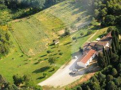 Umbrië / Noord / Chalet (Monterosello)