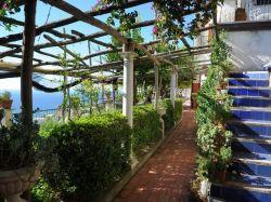 Campanië / Amalfikust / Giardino dei Limoni